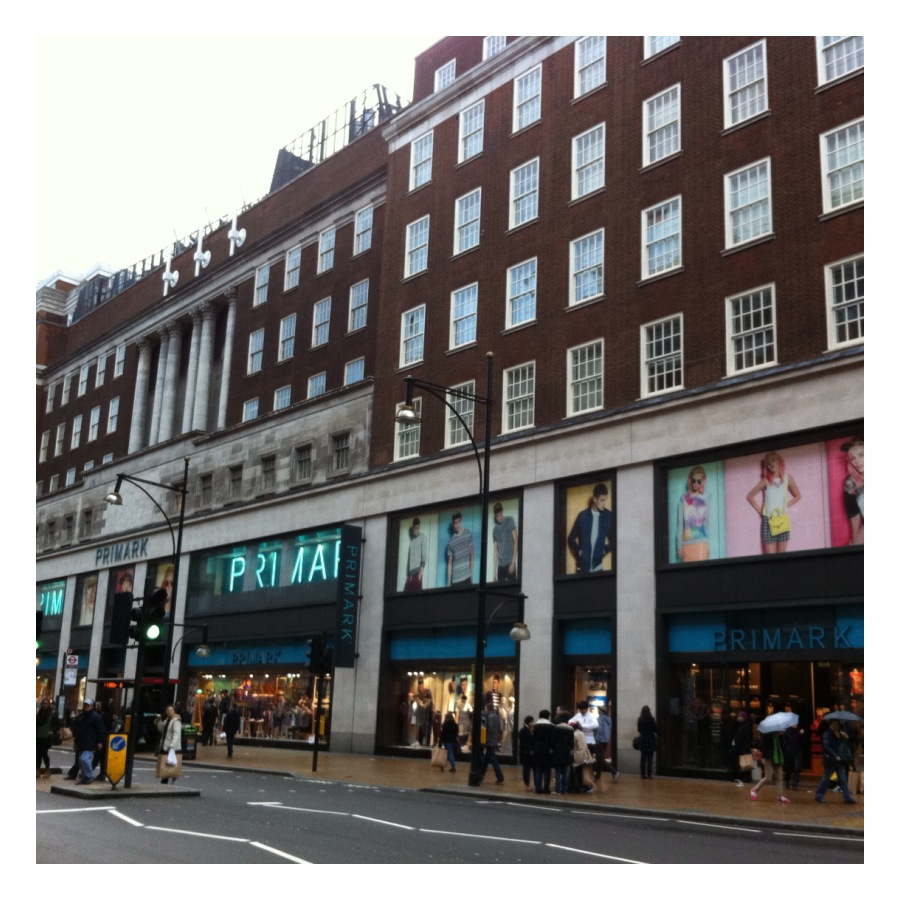 primark marble arch